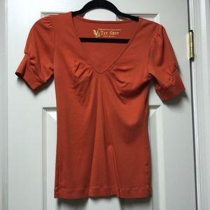 Victoria secret orange top